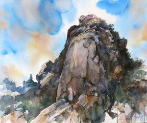 インド_ドンガルカルの聖なる山